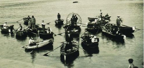 immagine storica della tirlindana